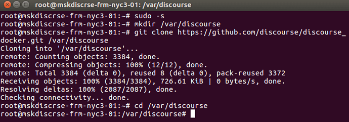 Install and Setup Discourse Forum on Ubuntu