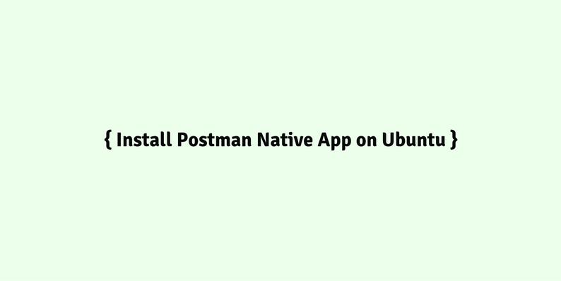 install postman mac